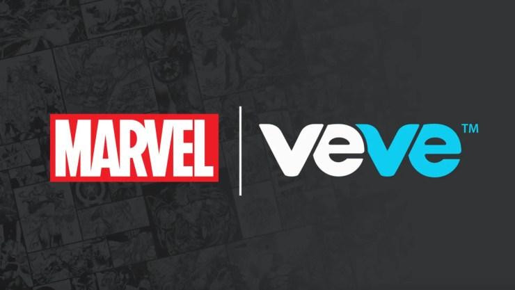 Marvel offer NFT collecting via Veve Digital Collectibles App