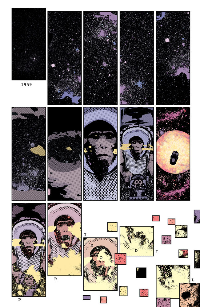 Image launches sci-fi/Cold War comic 'Primordial' to comic shops September 15