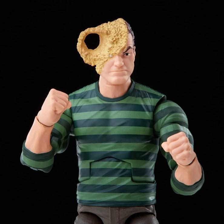 Marvel Legends: Retro Collection Sandman revealed