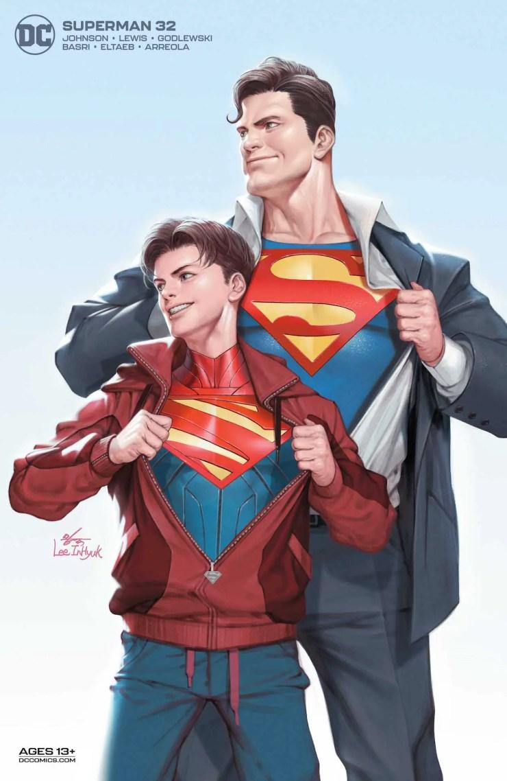DC Preview: Superman #32