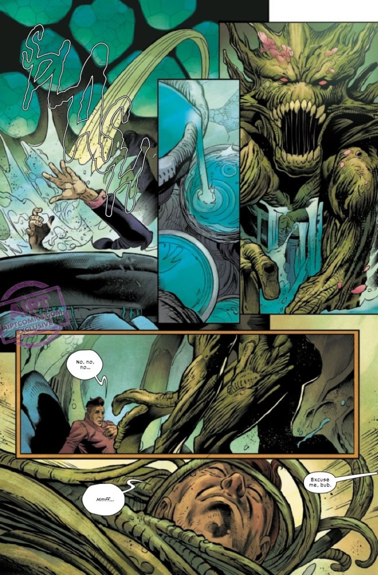EXCLUSIVE Marvel Preview: Wolverine #13