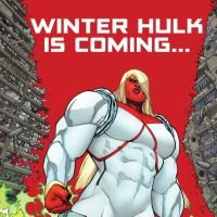 Marvel unleashes Winter Hulk in 'Avengers' #48