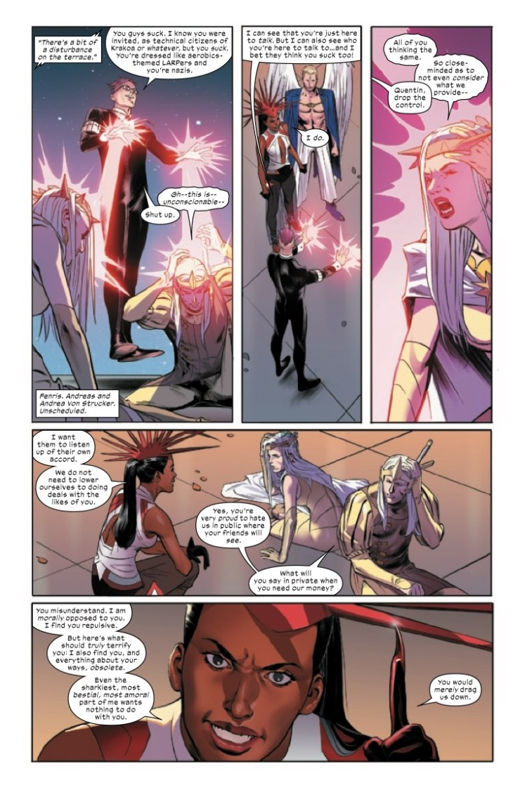 Marvel Preview: X-Corp #2