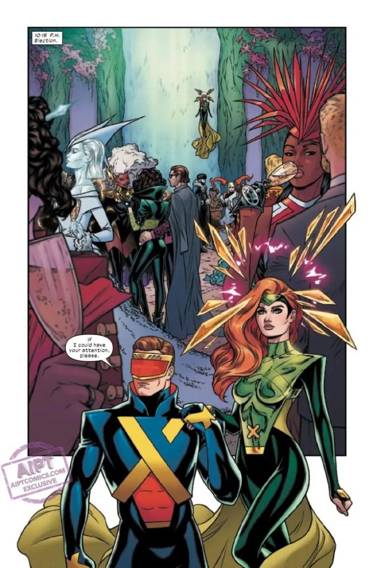 EXCLUSIVE Marvel Preview: X-Men #21