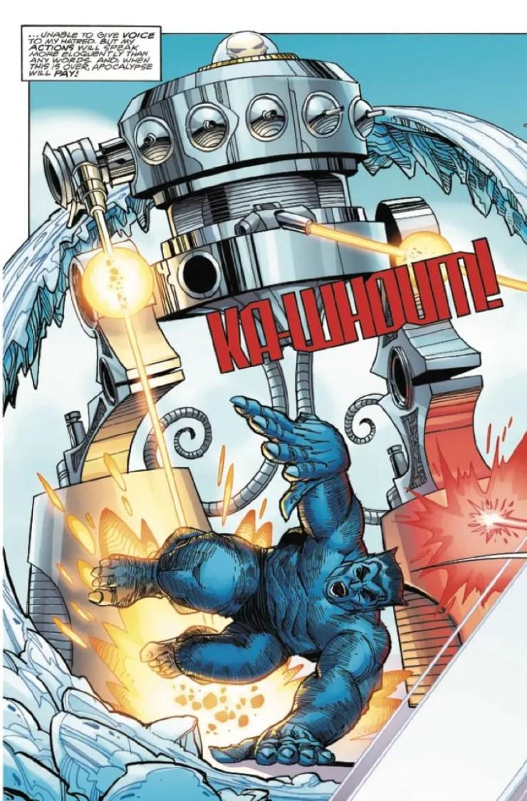 Marvel Preview: X-Men Legends #4