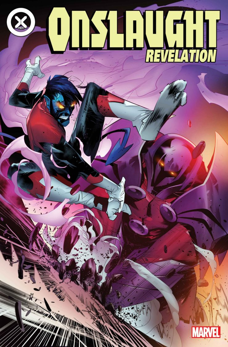 X-Men Monday #119 - Simon Spurrier Talks 'The Onslaught Revelation,' Stacy X's Value and What Comes Next
