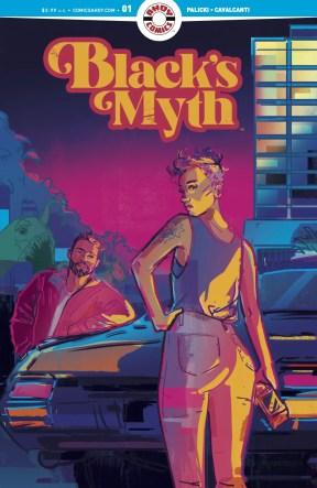 Eric Palicki talks werewolves and P.I.s in 'Black's Myth'