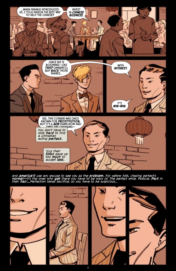 'The Good Asian' #2 review