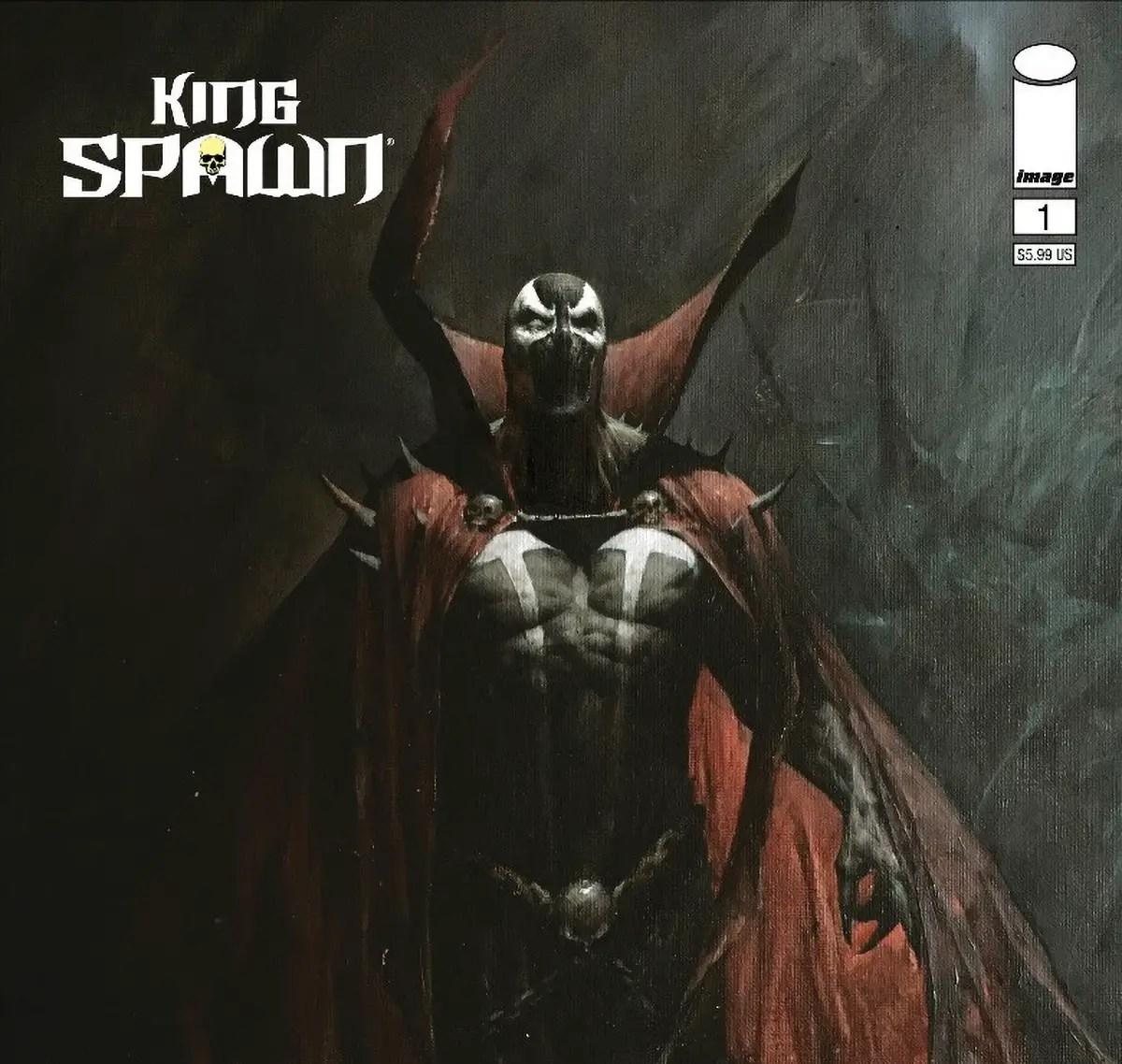 'King Spawn' #1 reveals a grim supernatural world worth exploring