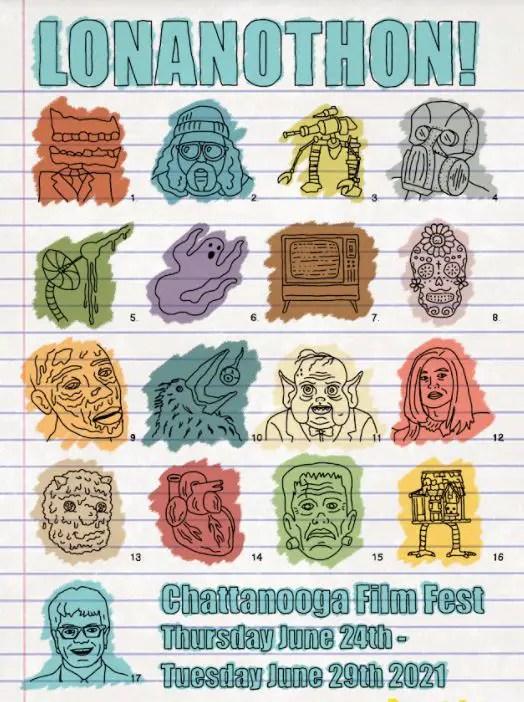 Chattanooga Film Fest announces full line up