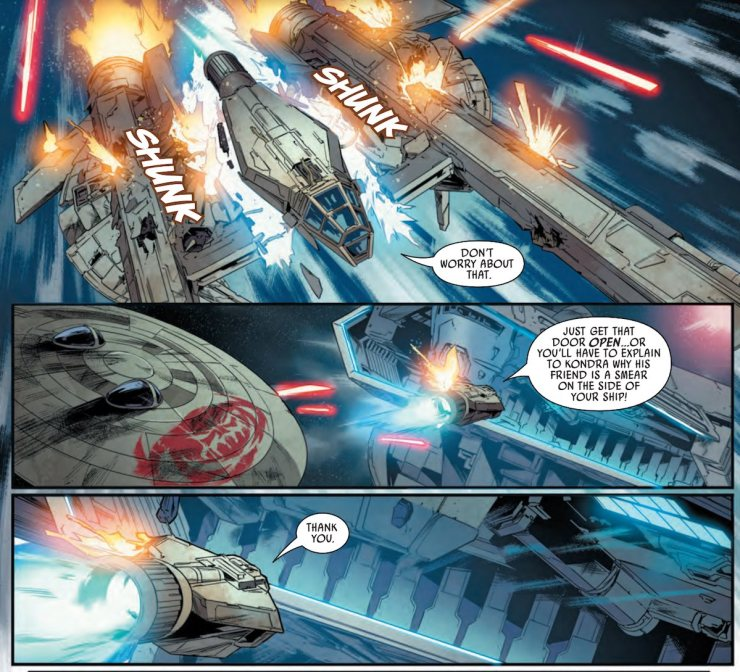 'Star Wars: Bounty Hunters Vol. 2: Target Valance' review