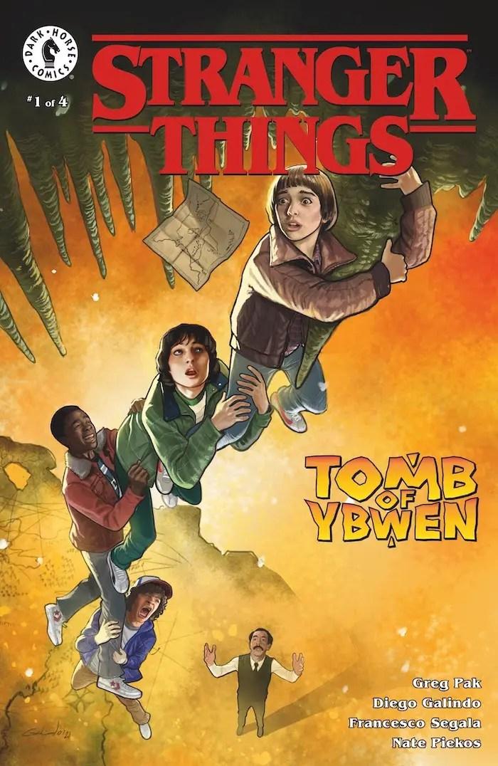 Dark Horse announces 'Stranger Things: Tomb of Ybwen'