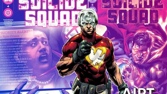 Robbie Thompson on the future of 'Suicide Squad' in 2021 and beyond