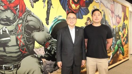 Dark Horse Comics to launch Dark Horse Games gaming and digital division