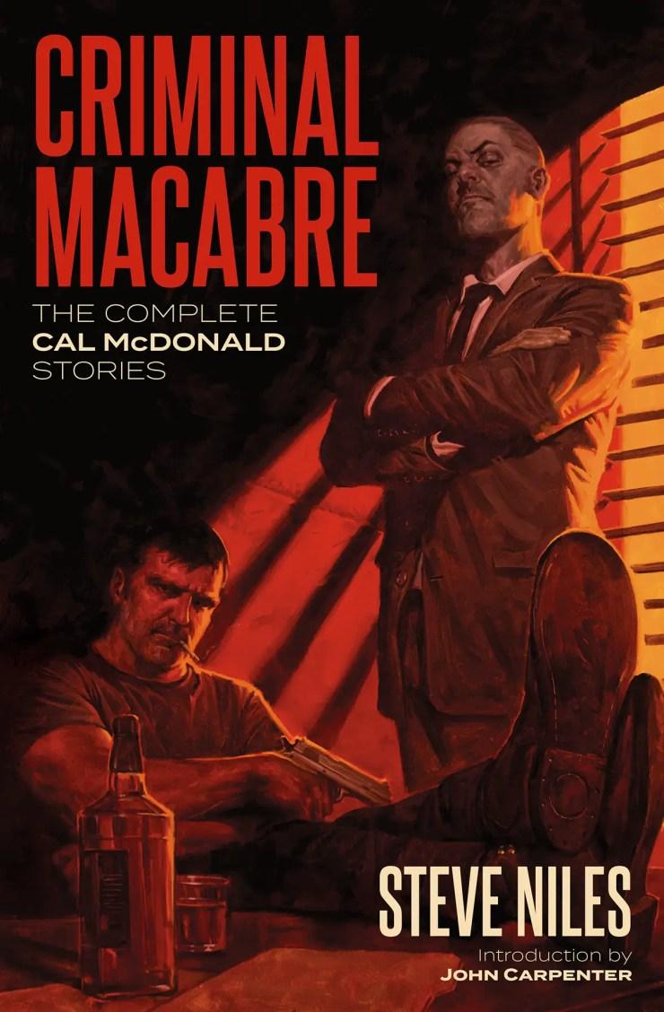Dark Horse announces 'Criminal Macabre: The Complete Cal McDonald Stories'
