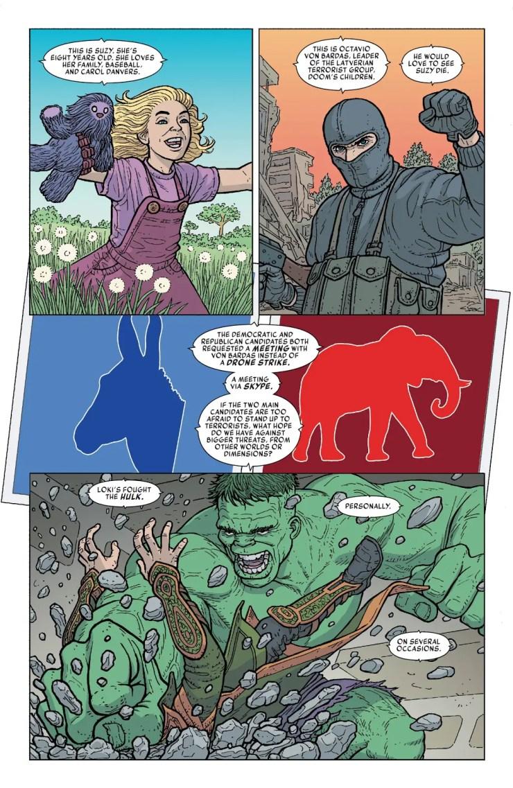 Vote Loki Issue 2