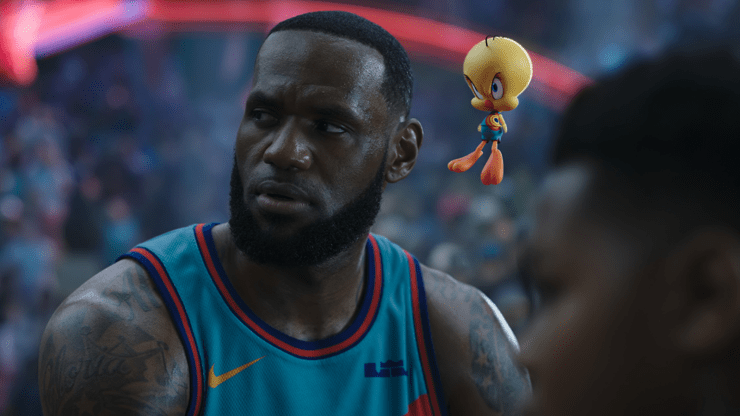 The debate is over! 'Space Jam: A New Legacy' proves MJ is the GOAT