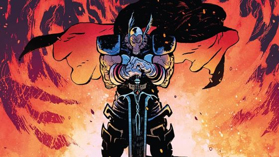 'Beta Ray Bill' #5 offers incredible beat 'em up action