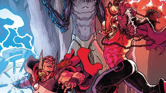 'Thor Annual' #1 is a gorgeous and satisfying self-contained story