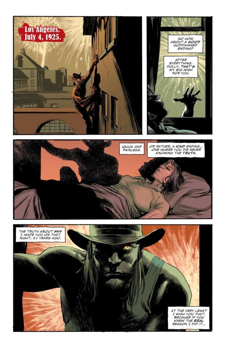 DC Preview: American Vampire 1976 #10