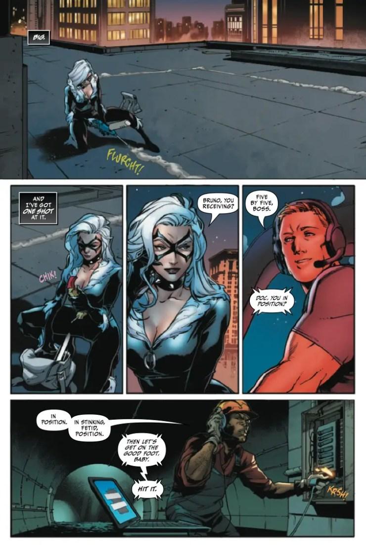 Marvel Preview: Black Cat #8