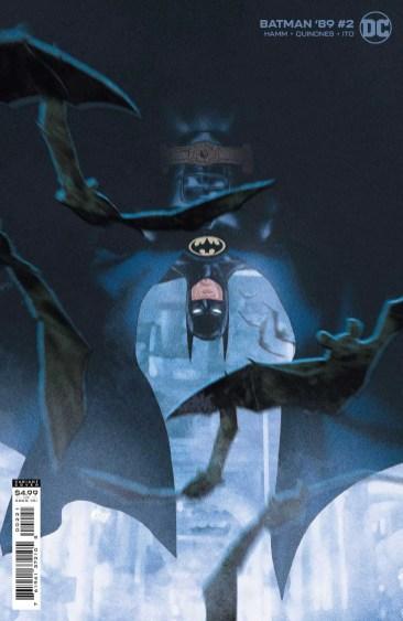 DC Comics First Look: Batman '89