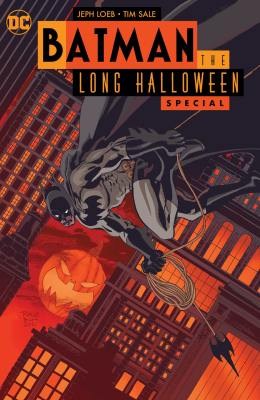 DC announces 48-page 'Batman: The Long Halloween Special' for October