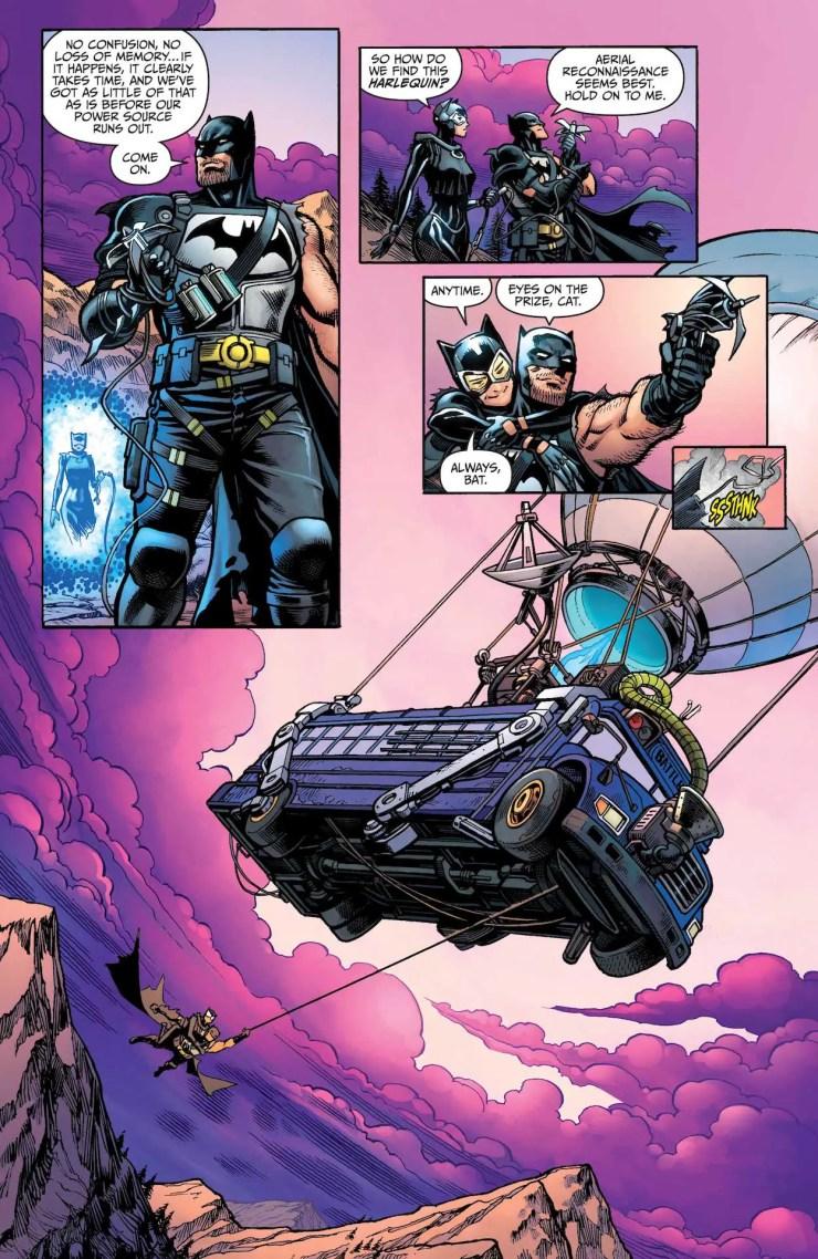 DC Preview: Batman/Fortnite: Zero Point #6