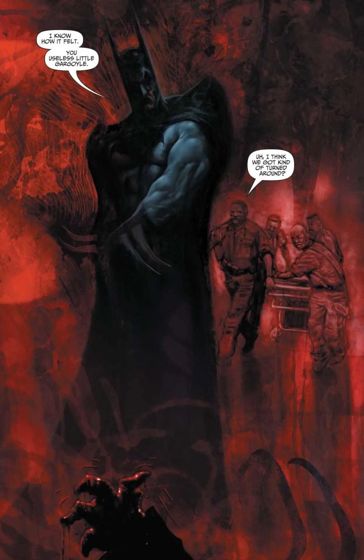 Batman: Reptilian #2