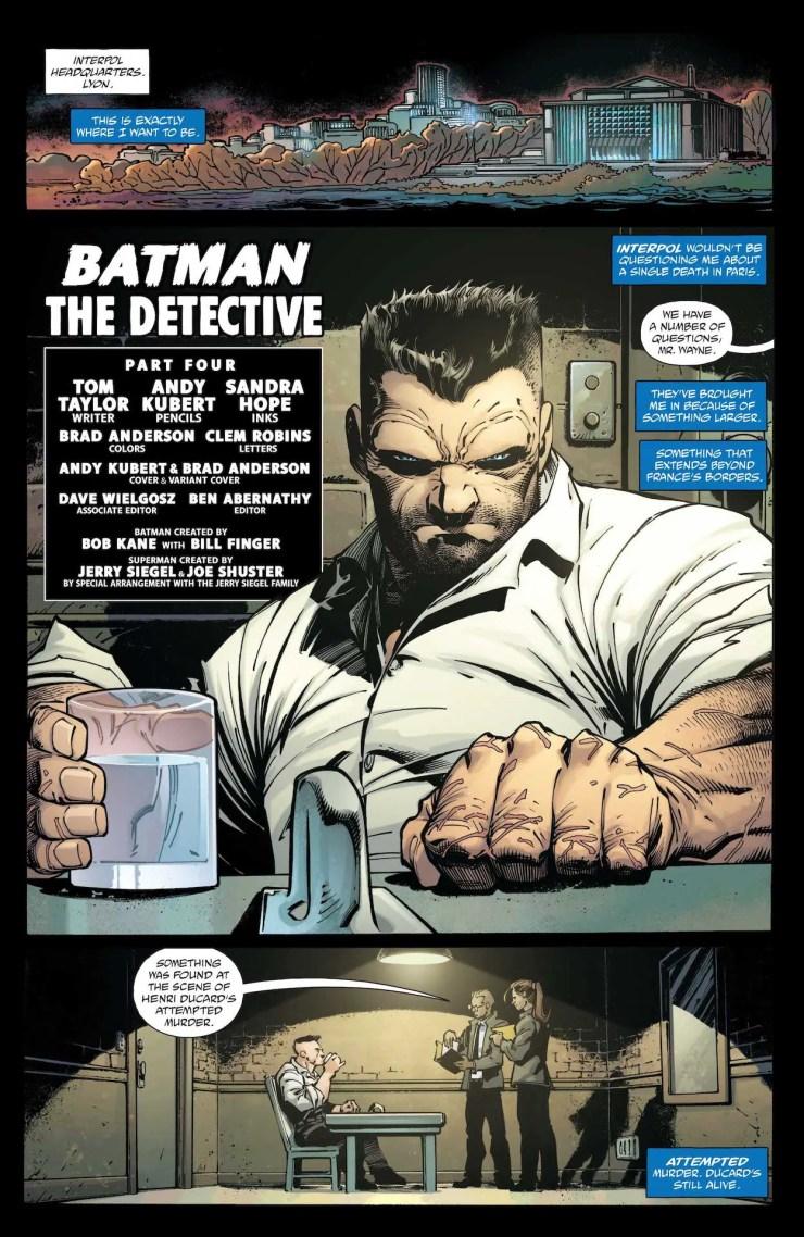 DC Preview: Batman: The Detective #4