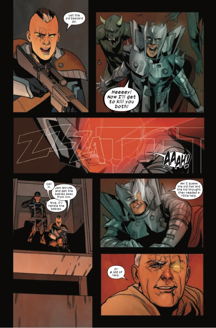 Marvel Preview: Cable #12