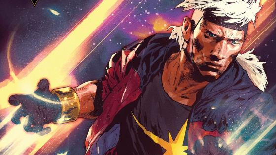 """Marvel reveals """"The Last of the Marvels"""" to bring back Captain Marvel's son Genis-Vell"""