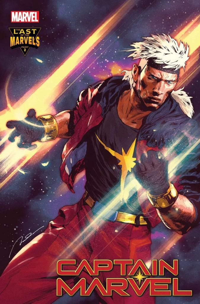 "Marvel reveals ""The Last of the Marvels,"" brings Captain Marvel back"