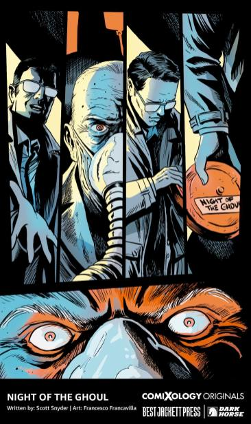 Night of the Ghoul Scott Snyder