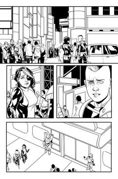 Courtesy of Phil Noto & Marvel Comics