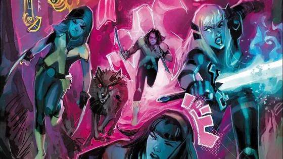 New Mutants, Marvel
