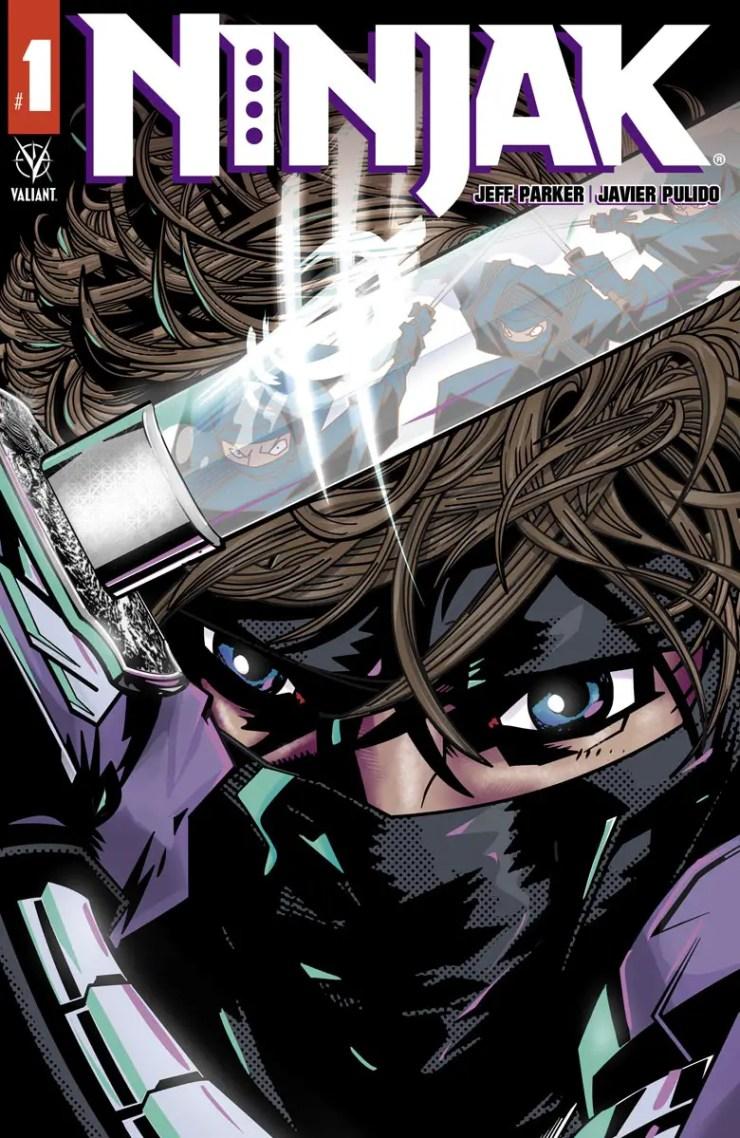 Valiant Preview: Ninjak #1