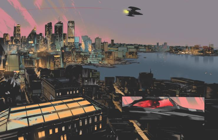 DC announces Jock's 'Batman: One Dark Knight' #1 for December