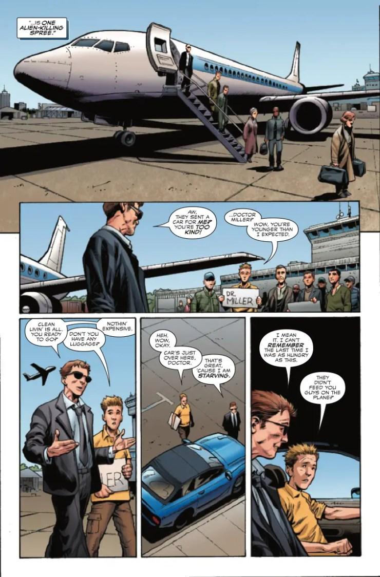 Marvel Preview: Extreme Carnage Alpha #1