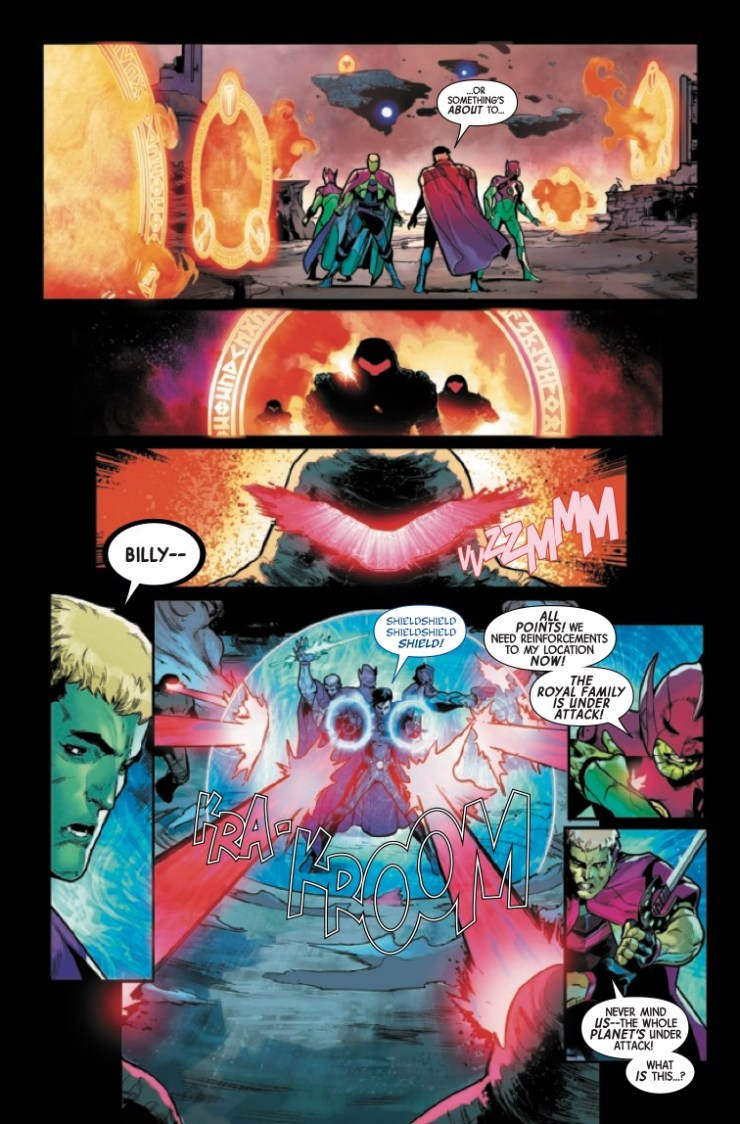 Marvel Preview: Guardians of the Galaxy #16