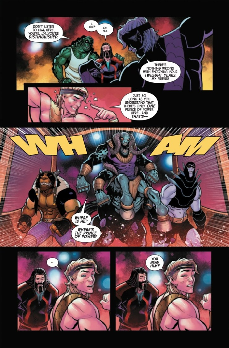 EXCLUSIVE Marvel Preview: Guardians of the Galaxy Annual 2021