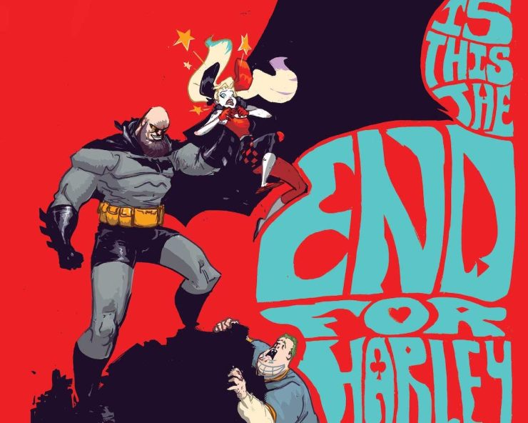 DC Preview: Harley Quinn #5 Fantastic Five