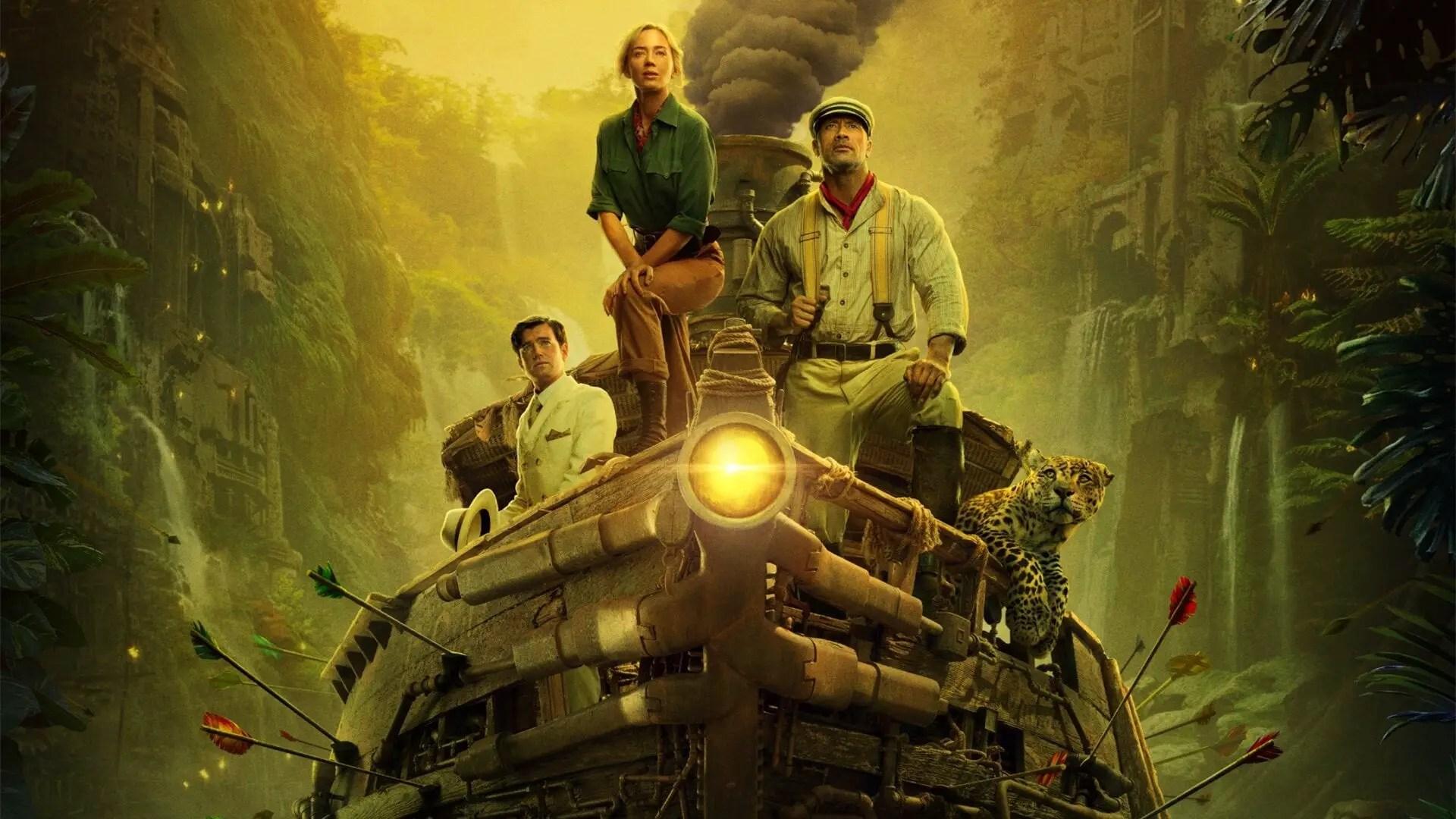 'Jungle Cruise' review: A fun adventure with delightful romance
