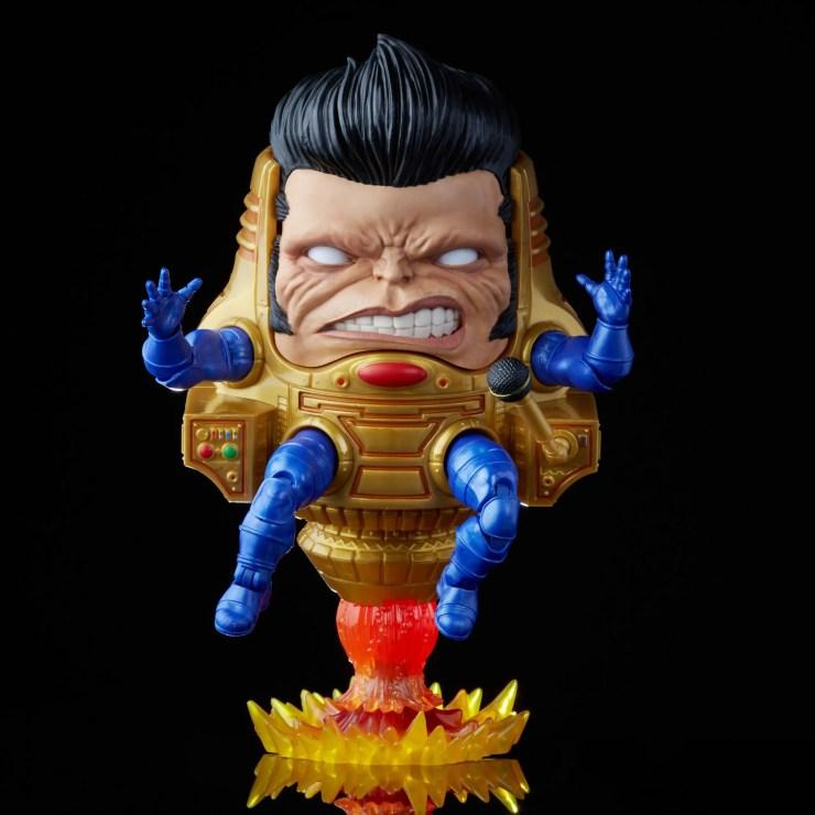 Marvel Legends: Hasbro unveils exclusive Elvis M.O.D.O.K. figure for PulseCon 2021