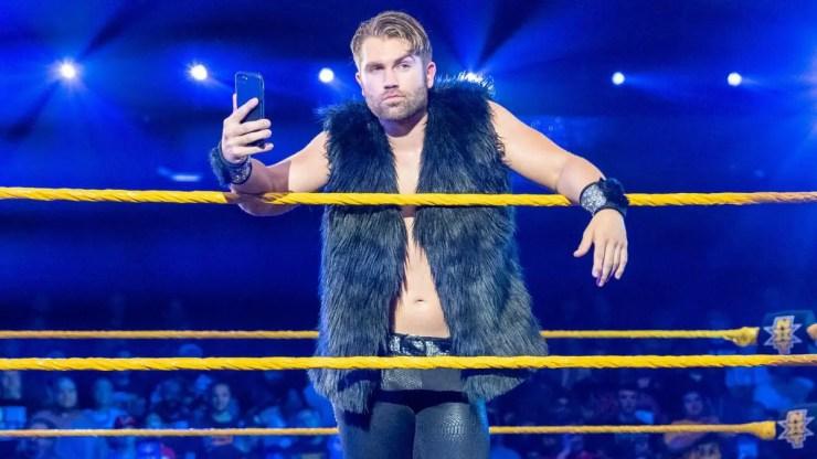 Tyler Breeze in NXT