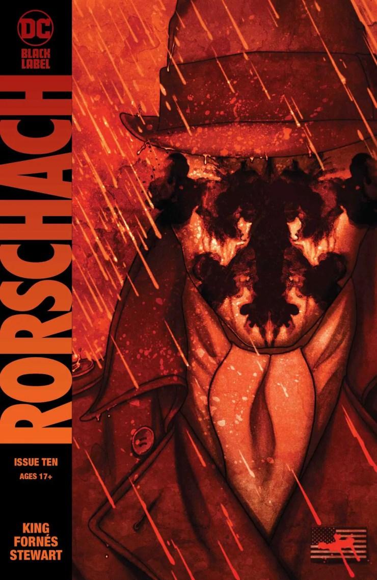 DC Preview: Rorschach #10