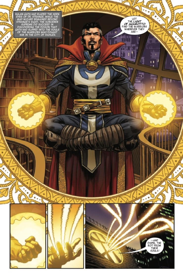 Marvel Preview: Savage Avengers #23