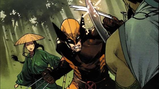 Marvel Preview: Shang-Chi #3; Wolverine vs. Shang-Chi who ya got?!