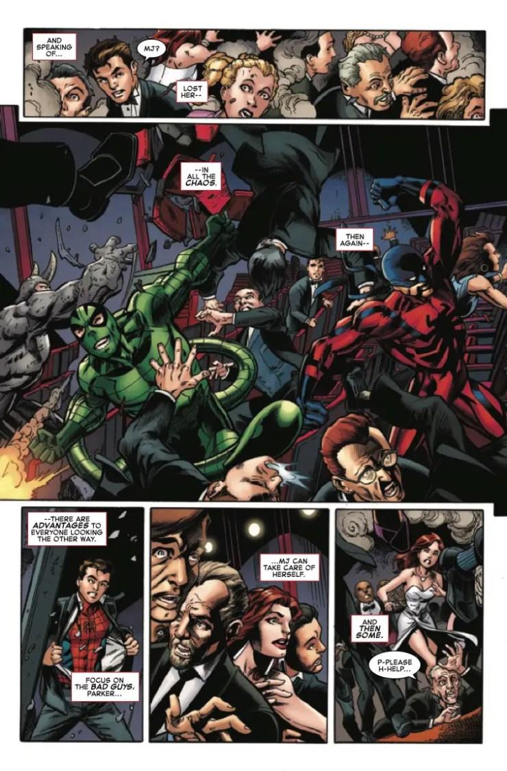 Marvel Preview: Sinister War #1
