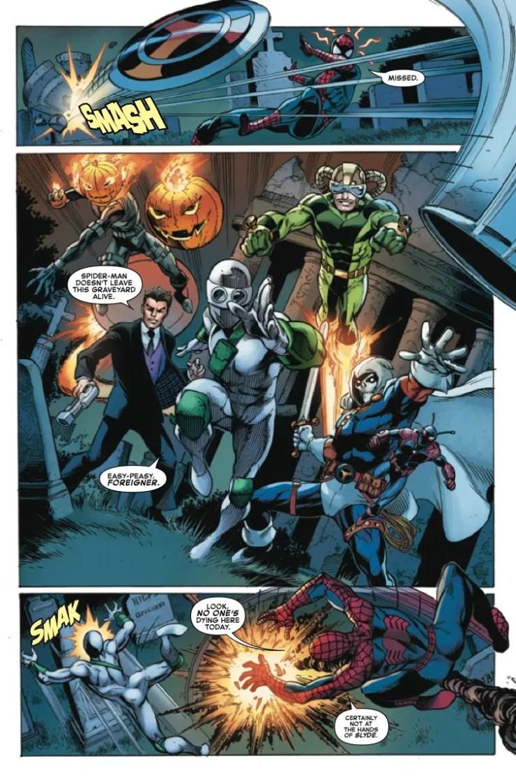 Marvel Preview: Sinister War #2